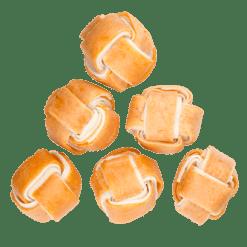 voses runderhuid met kipballetjes