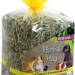 herbal hay calendula paardenbloem