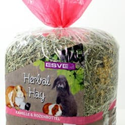 herbal hay kamille rozenbottel