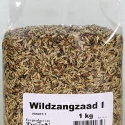 wildzangzaad 1kg