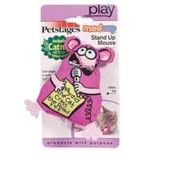Petstages MadCap Stand up mouse