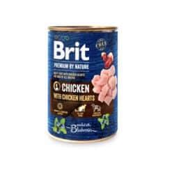 Brit blik kip