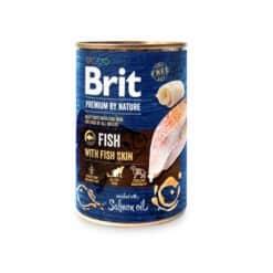 brit blik fish