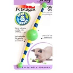 Petstages Madcap whirly gig